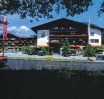 Hotel Bergland Obsteig, Obsteig