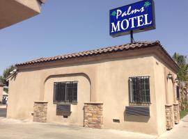 Palms Motel, Pico Rivera