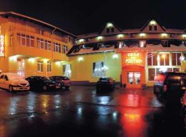 Hotel Casa de Piatra, Scheia