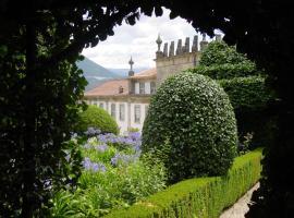 Casa do Campo de Molares, Celorico de Basto
