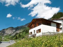 Iton Arlberg - Appartements, Stuben am Arlberg