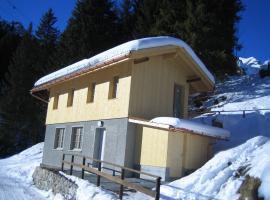 Chalet Alpenruh, Mürren