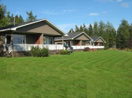 McIntyre's Cottages, Baddeck Inlet