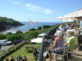 Sun Bay Hotel, Salcombe
