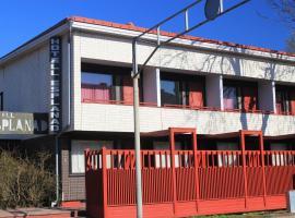Hotel Esplanad, Mariehamn