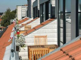 Aparthotel AXL Flathotel Continental Stay, Bruselj