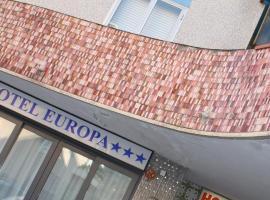 Hotel Europa, Albissola Marina
