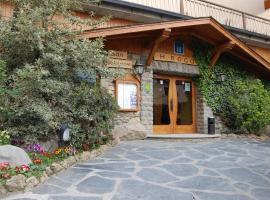 Hotel Roca, Alp
