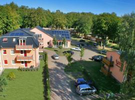 Hudewald Resort, Ueckeritz