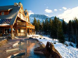 The Hidden Ridge Resort, Banff