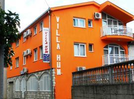 Villa Hum, Mostar