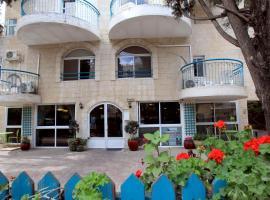 Eden Jerusalem Hotel, Jeruzalem