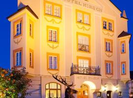 Hotel Hirsch, Füssen