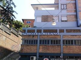Hotel Milano, Ancona