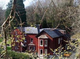 Lledr House Hostel, Dolwyddelan