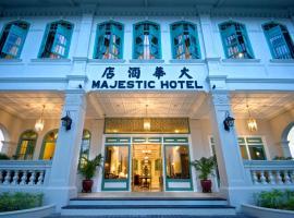The Majestic Malacca Hotel, Malacca