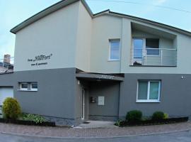 Apartmány Hillfort, Bojnice