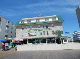 Shoreham Hotel Ocean City