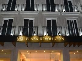 Hotel Plaza Revolución, Mexíkóborg
