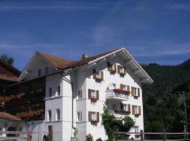 Landgasthof Sommerfeld, Pragg-Jenaz