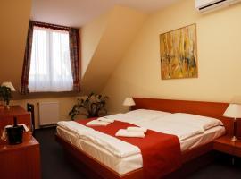 Lipa Hotel és Étterem, Szentgotthárd