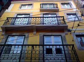 Gravity - Central Lisbon, Lissabon