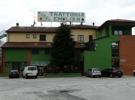 Albergo Trattoria Emiliana, Noceto