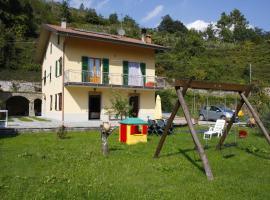 La Via Del Sale, Pignone