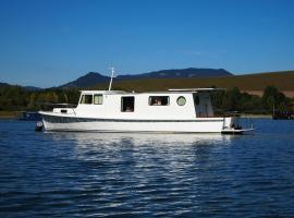 Ubytovanie na lodi - Liptovská Mara, Liptovský Trnovec