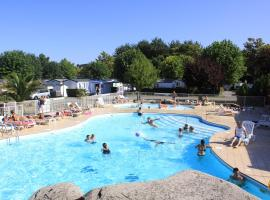 Camping Les Mielles, Saint-Cast-le-Guildo
