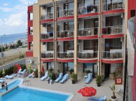 Hotel Alexandra, Sveti Vlas