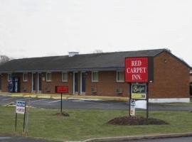 Red Carpet Inn - Allentown, Allentown