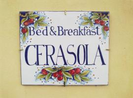 Cerasola Bed & Breakfast, Campello sul Clitunno