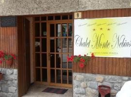 Chalet Monte Nebius, Vinadio