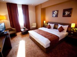 Top Rooms Aparthotel, Bukarest