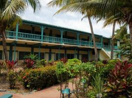 Island Beachcomber Hotel, Lindbergh Bay