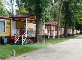 Camping Fuentes Blancas, Burgos