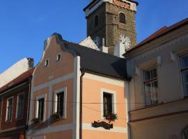 Apartmány pod věží, Slavonice