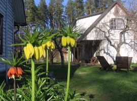 Männi Farm Holiday House, Eoste