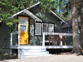 Tekarra Lodge, Jasper
