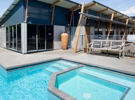 Beach House Motel, Papamoa