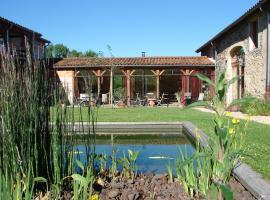 La Pierre Folle Chambres d'Hôtes, Cluny