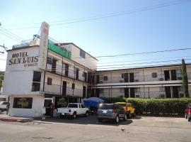 Hotel San Luis de Nogales, Heroica Nogales