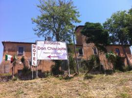 Don Chisciotte, Torrimpietra