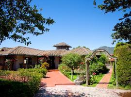San Andres Lodge & Spa, Ibarra