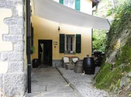 Ristorante Hotel Falchetto, Brunate