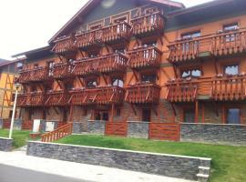 Apartmán Vysoké Tatry-Velká Lomnica, Veľká Lomnica