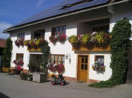 Familien Ring und Vogl, Schönthal