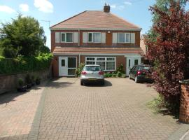 Acers Serviced Accommodation, Newark upon Trent