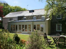The Old Rectory Boutique Country House Hotel, Martinhoe